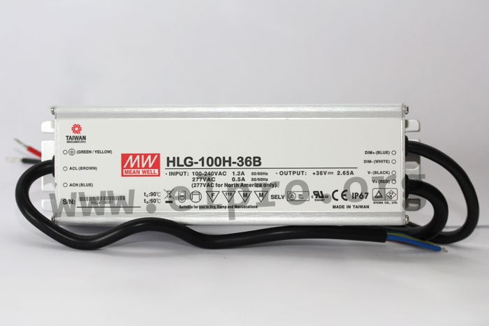 Meanwell HLG-100H-_B Serie