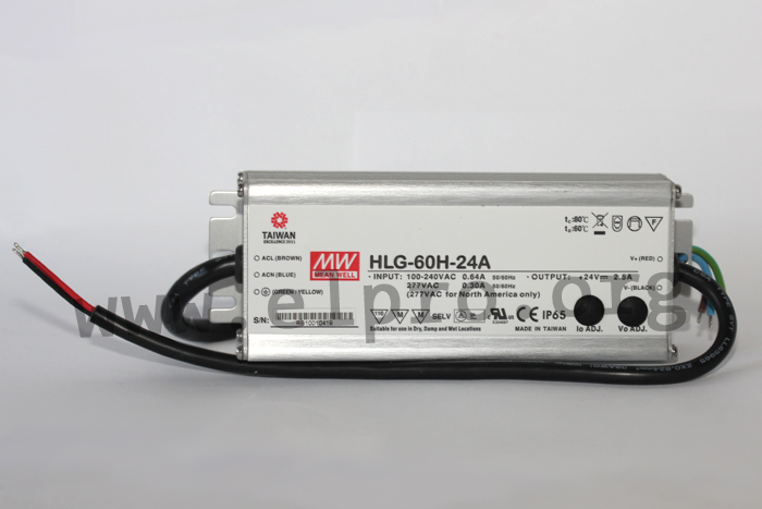 Meanwell HLG-60H Serie