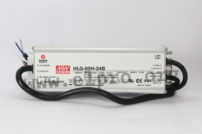 Meanwell HLG-80H-_B Serie