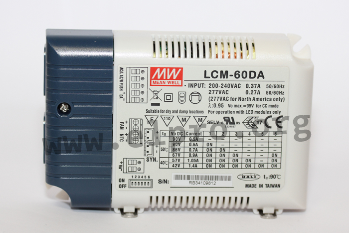Meanwell LCM-60 Serie