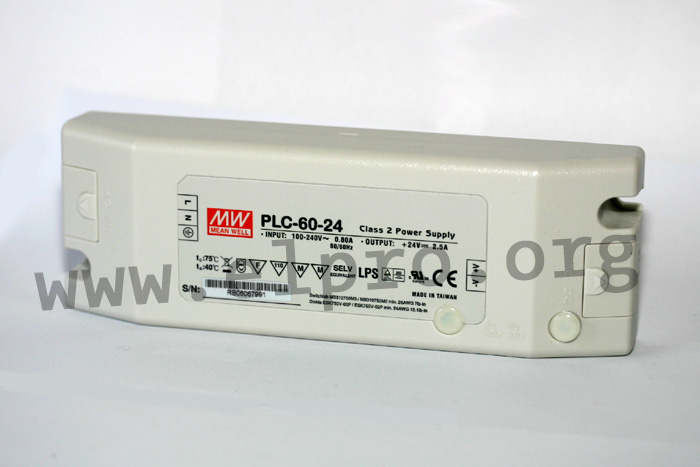 Meanwell PLC-60 Serie