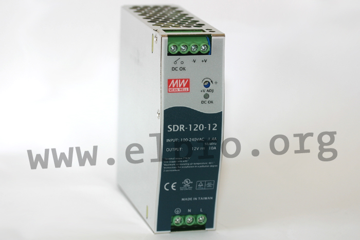 Meanwell SDR-120 Serie