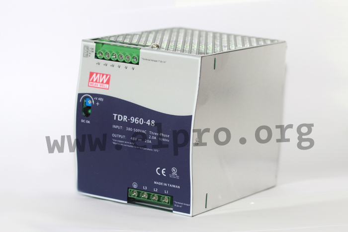 Mean Well TDR-960 Serie