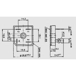 dimensions B _ C 25000 FS
