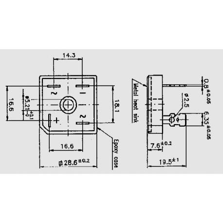 dimensions B _ C 35000 FS