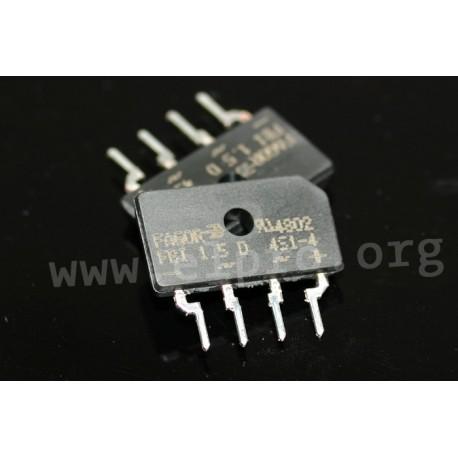 FB 200V 1.5A 4/4/4 mm
