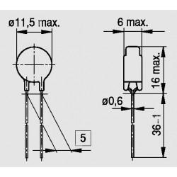 Abmessungen B 57237-S