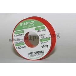 Stannol series HF 32 SMD
