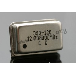 QO 2,4576 MHz