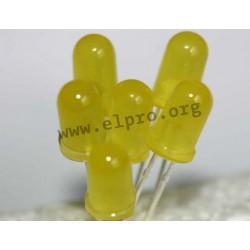 LED 5 mm gelb