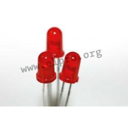 LED 5 mm rot