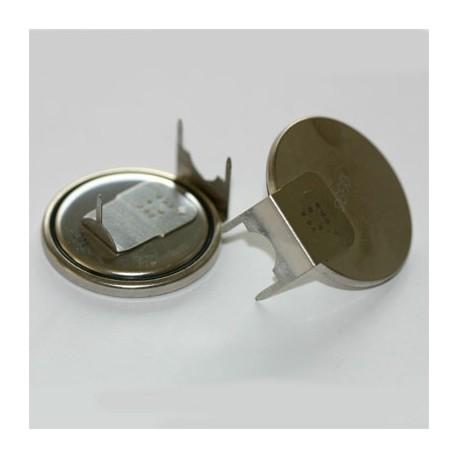 Cr 2450 Pcb Lithium Mit L 246 Tfahne Knopfzellen Elpro