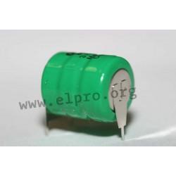 NHD 3,6V 3-Pin