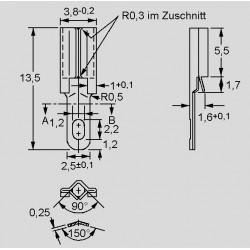 dimensions RF 1,3