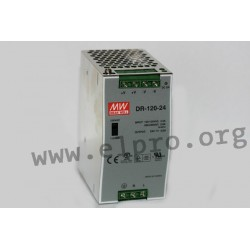 Meanwell DR 120 series