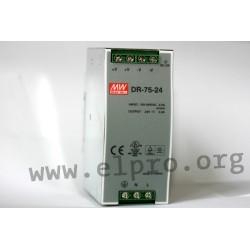 DR 75 48V 1,6A