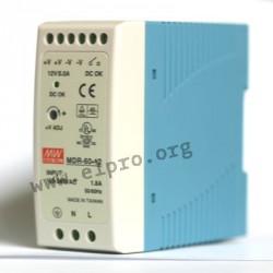 MDR-60 24V 2,5A