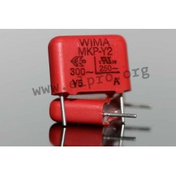 WIMA series MKP-Y2