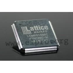 LCMXO 1200 C4 TN 100