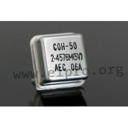 QO 2,4576 MHz D8