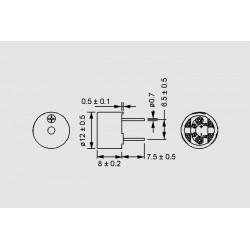 Abmessungen PB-1220 PE-05Q