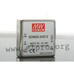 SDM30-24S12