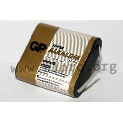SB 4,5V-Flachbatterie