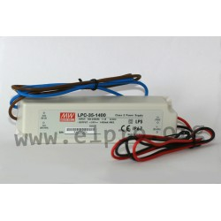 Meanwell LPC-35 Serie