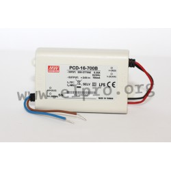 PCD-16-700B