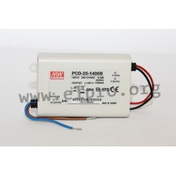 PCD-25-1050B