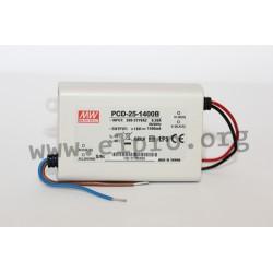 PCD-25-1400B
