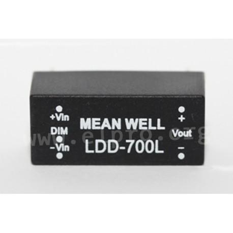 Meanwell LDD_L series