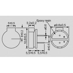 dimensions PB-09M27 PE-05Q