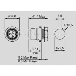 Abmessungen PXP6012_