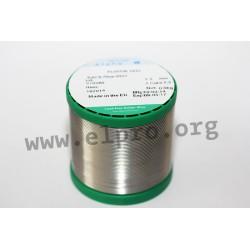 SACXPlus0307 d=1mm 500g