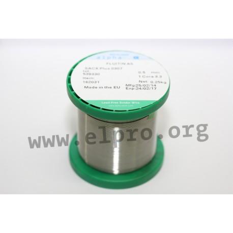 SACXPlus0307 AS d=0,5mm 250g