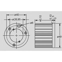 Abmessungen LSB5040-BRI-ESR-B