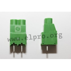 MRT20 P6,35/3 grün