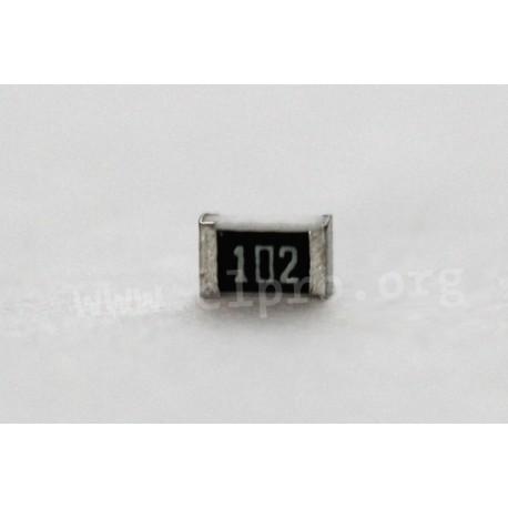 SMD-Widerstand 8,2 kOhm 1/% 0,063W Bauform 0402 gegurtet