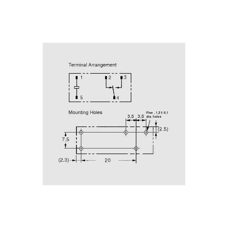 Fein 12 Volt Relais Schaltplan 5 Polig Doppelt Galerie - Elektrische ...