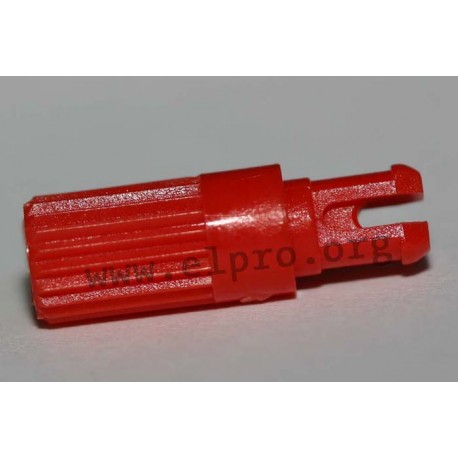 shaft 11,7mm red