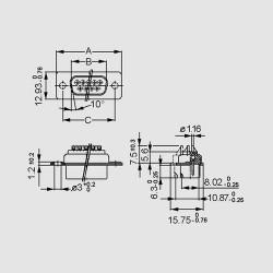 dimensions  DF _ P-L