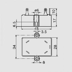 dimensions FEF 6,5A