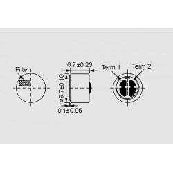 Abmessungen PMOF-9767 NS