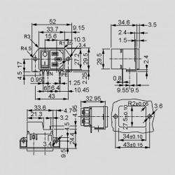dimensions DC21_