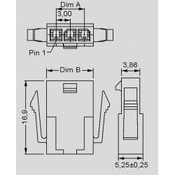 dimensions  87 W 301X1C