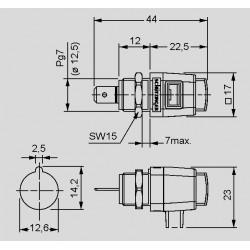Abmessungen SDK 5230