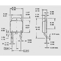 power mosfets elektronik irfr 3707 z