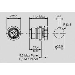 dimensions PXM6012_
