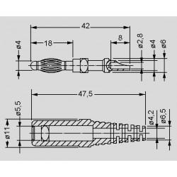 dimensions FK 9 L